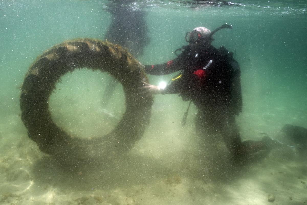 Hrvati i Slovenci zajedno čistili više od pedeset kilometara četvornih podmorja Savudrijske vale
