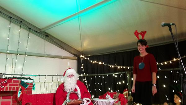 Žive jaslice i Djed Mraz oduševili Novigrađane