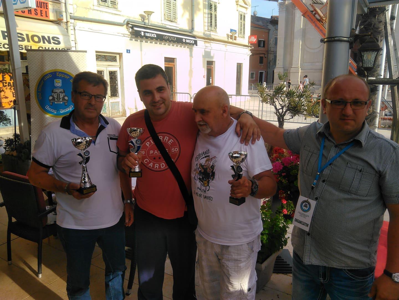 U Novigradu i Umagu održano međunarodno prvenstvo u auto-moto natjecateljskom rally-u