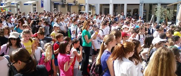 U World Challenge Day u Novigradu uključilo se 1437 sudionika