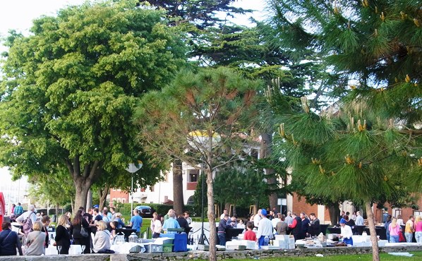 U Novigradu uz izvrsnu hranu i vina te Davora i Angelicu održana gourmet manifestacija More na tanjuru