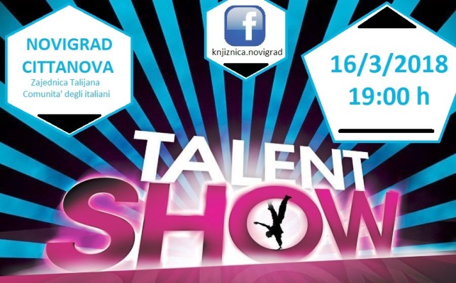 Talent show u Novigradu