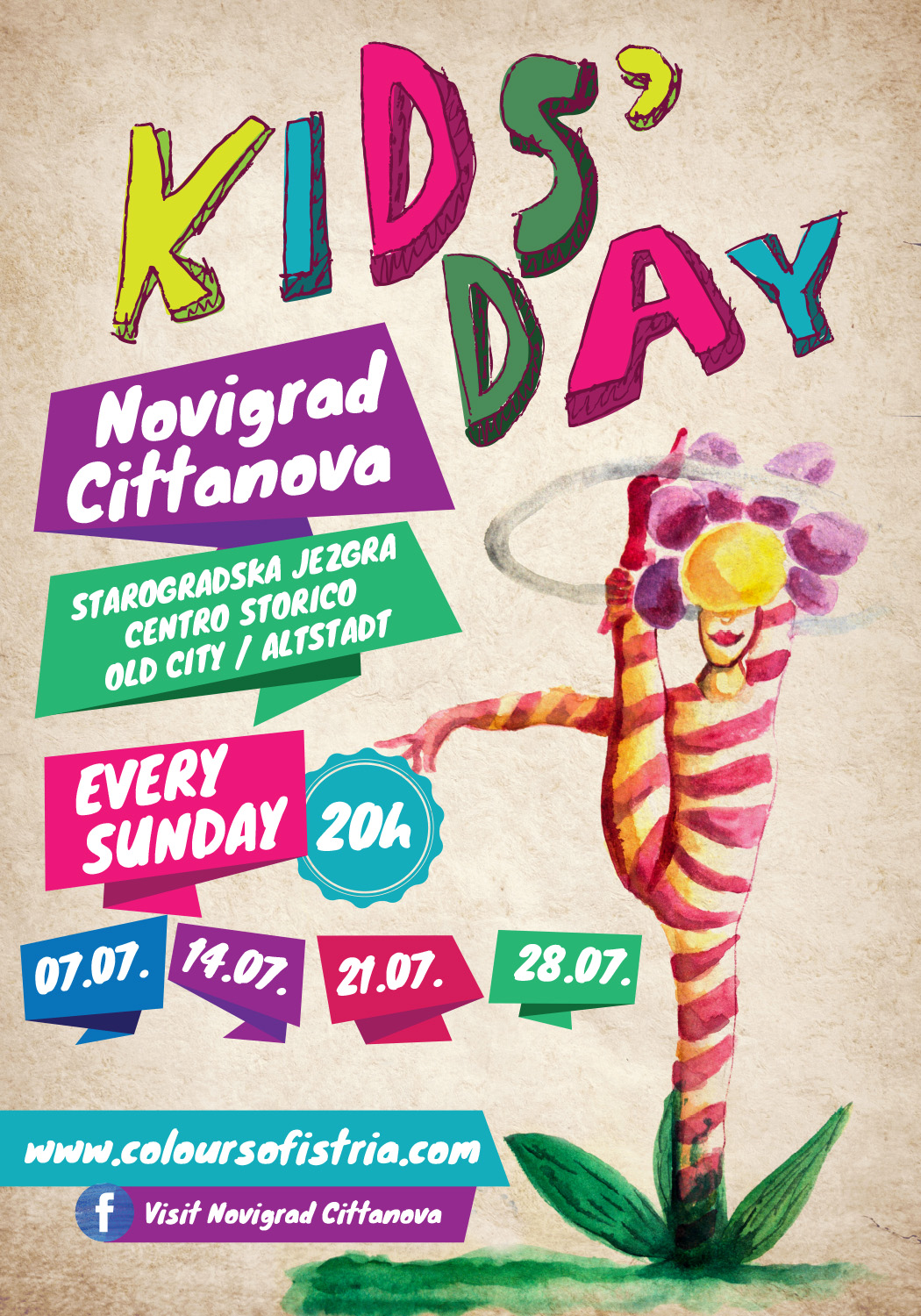 Kids' day u Novigradu