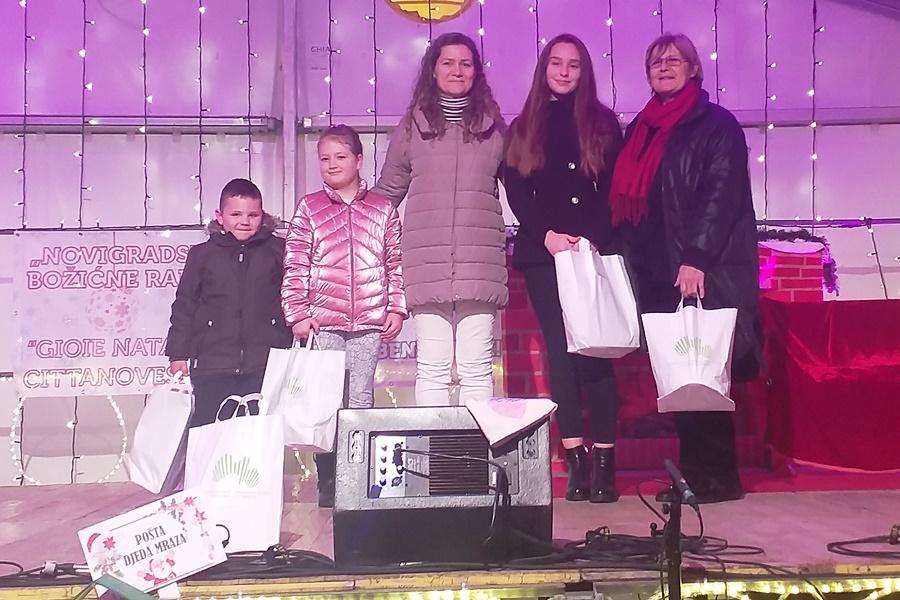 Gradska knjižnica Novigrad-Cittanova nagradila naj-čitatelje i naj-čitateljice