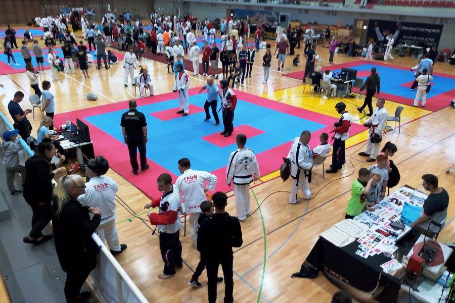 Novigrad ugostio kremu svjetskog taekwondo sporta