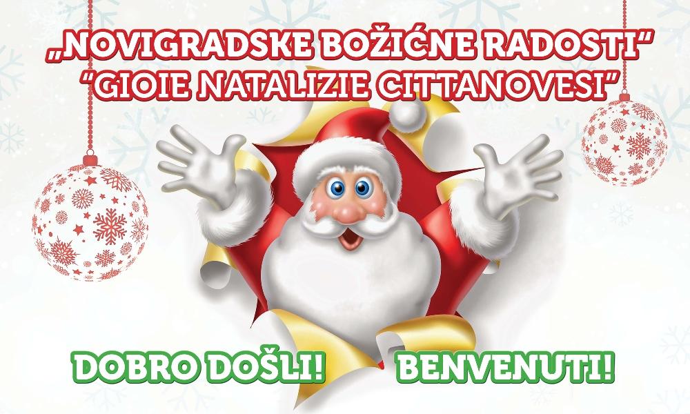 Novigradske božićne radosti