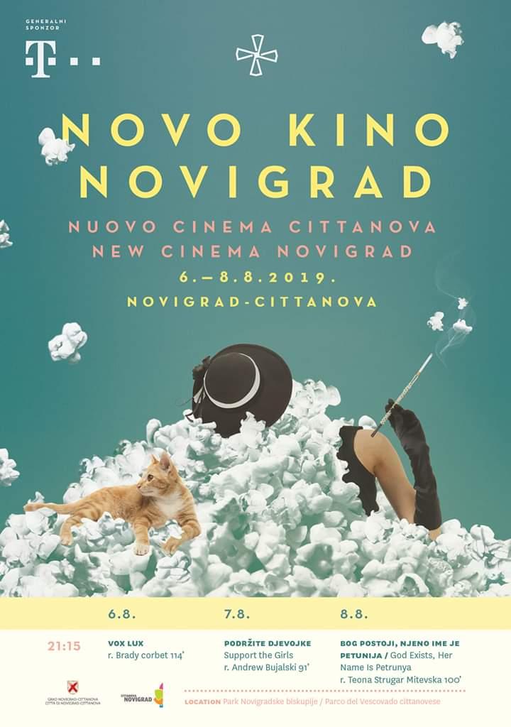 Novo kino Novigrad