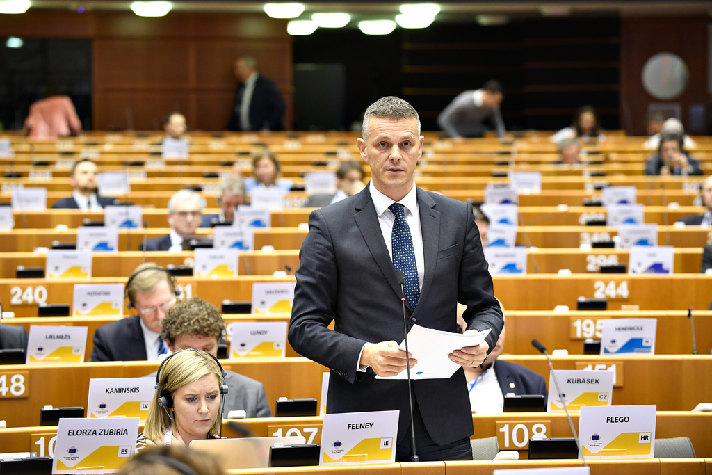 Župan Flego: Budući proračun Europske unije mora odražavati naše ciljeve